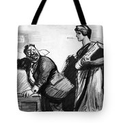 Roosevelt Cartoon, C1916 Tote Bag by Granger