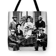 Roosevelt Family 1878 Tote Bag