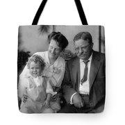 Roosevelt Family, 1915 Tote Bag