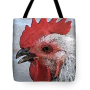Rooster No. 2 Tote Bag