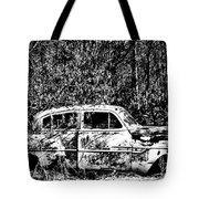 Roots That Drive Tote Bag