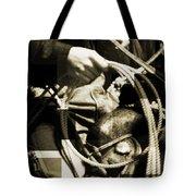 Rope N Ride Tote Bag