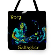 Rory And The Aliens Tote Bag