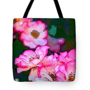Rose 130 Tote Bag by Pamela Cooper