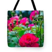 Rose 132 Tote Bag