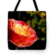 Rose After A Rain Shower Tote Bag