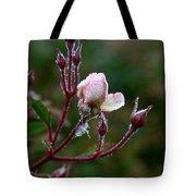 Rose Candelabra Tote Bag