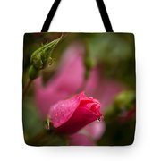 Rose Drop Tote Bag