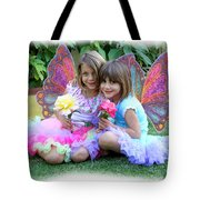 Rose Faeries Tote Bag