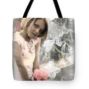 Rose Faery Tote Bag