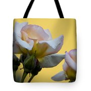 Rose Flower Series 3 Tote Bag