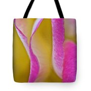 Rose Folds Tote Bag