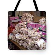 Rose Garlic Tote Bag