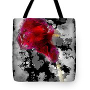 Rose Tote Bag by Mauro Celotti