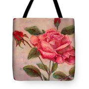 Rose Of Love And Romance Tote Bag