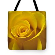 Rose Poetry Tote Bag