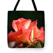 Rosebud Folklore Tote Bag