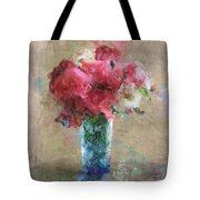 Roses For Mom Tote Bag