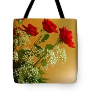 Roses For Suzanne Tote Bag