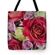 Roses Roses Tote Bag