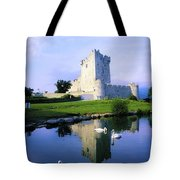 Ross Castle, Lough Leane, Killarney Tote Bag