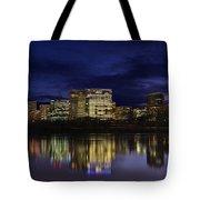 Rosslyn Skyline Tote Bag