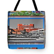 Roswell Park Cancer Institute Tote Bag