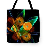 Rotating By Wind Tote Bag