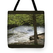Rouge River At Fair Lane Tote Bag