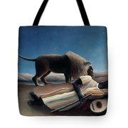 Rousseau: Gypsy, 1897 Tote Bag