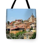 Roussillon In Provence Tote Bag