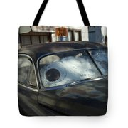Route 66 Cars Tote Bag