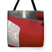 Route 66 Classic Cars 5 Tote Bag