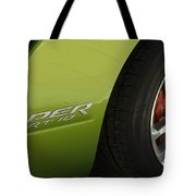 Route 66 Classic Cars 7 Tote Bag