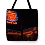 Route 66 Cruisers Tote Bag