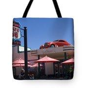 Route 66 Cruisers Williams Arizona Tote Bag