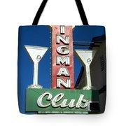 Route 66 Kingman Club Tote Bag