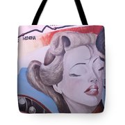 Route 66 Mural 10 Tote Bag