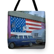 Route 66 Nomad Tote Bag