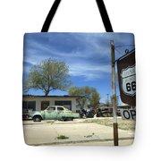 Route 66 Still Open Tote Bag
