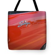 Route 66 Swinger Tote Bag