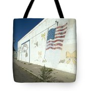 Route 66 Wall Tote Bag