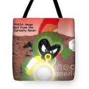Rover Over Tote Bag