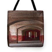 Row Of Arches Tote Bag by Garry Gay