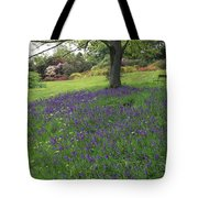 Rowallane Garden, Co Down, Ireland Wild Tote Bag