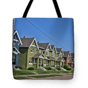 Rows And Rows Tote Bag