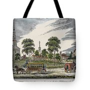 Roxbury, Massachusetts Tote Bag