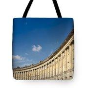 Royal Crescent Tote Bag