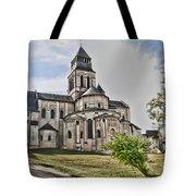 Royal Fontevraud Abbey Tote Bag