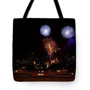 Royal Greenwich Fireworks Tote Bag